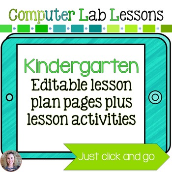 Kindergarten - Example Technology Curriculum